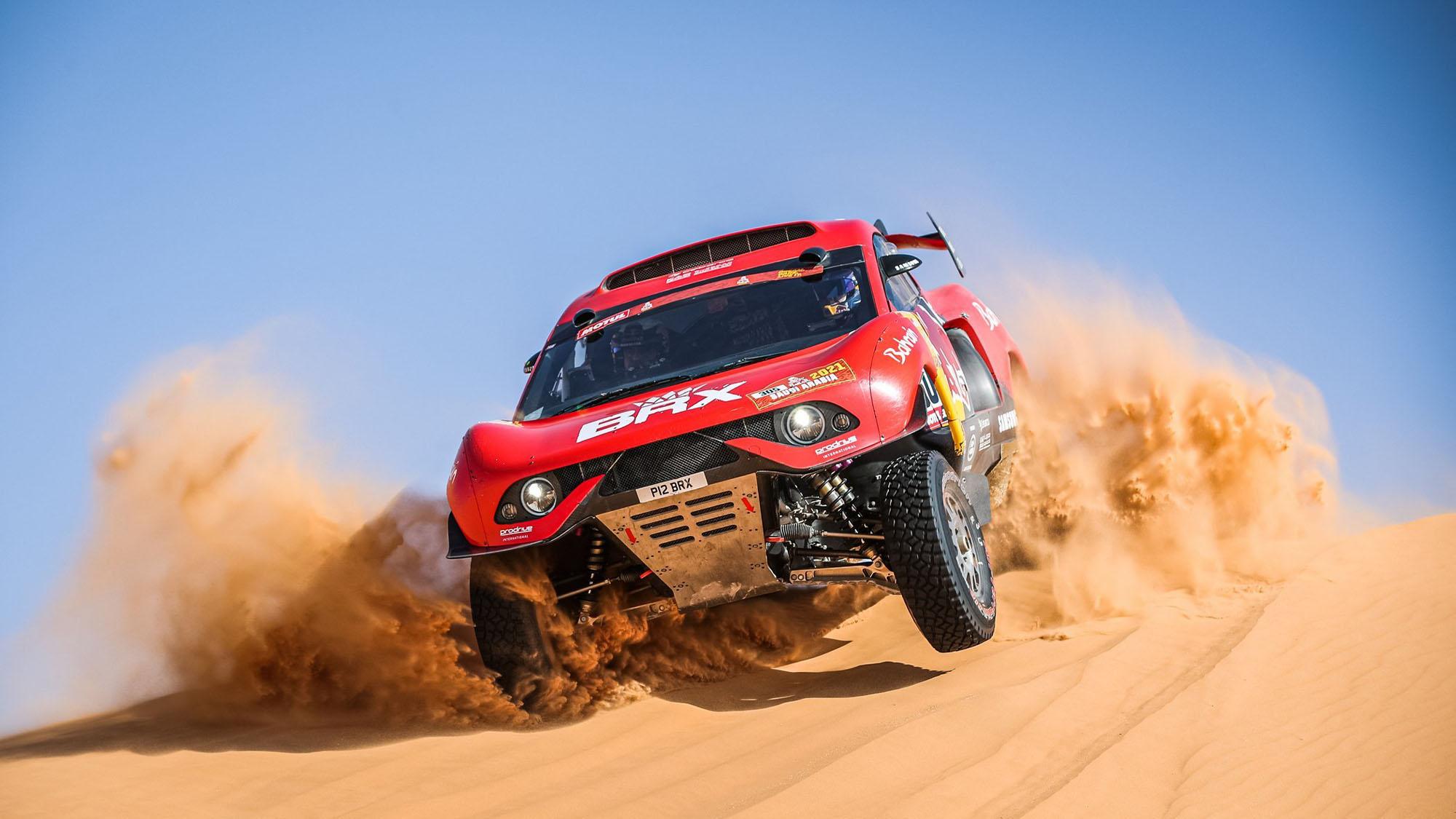 Sebastien Loeb 2021 Dakar