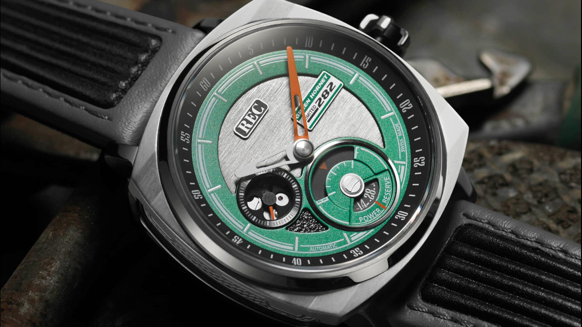 REC Green Hornet
