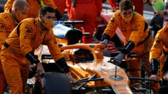 McLaren's unusual solution to cut costs and stay within F1 budget cap