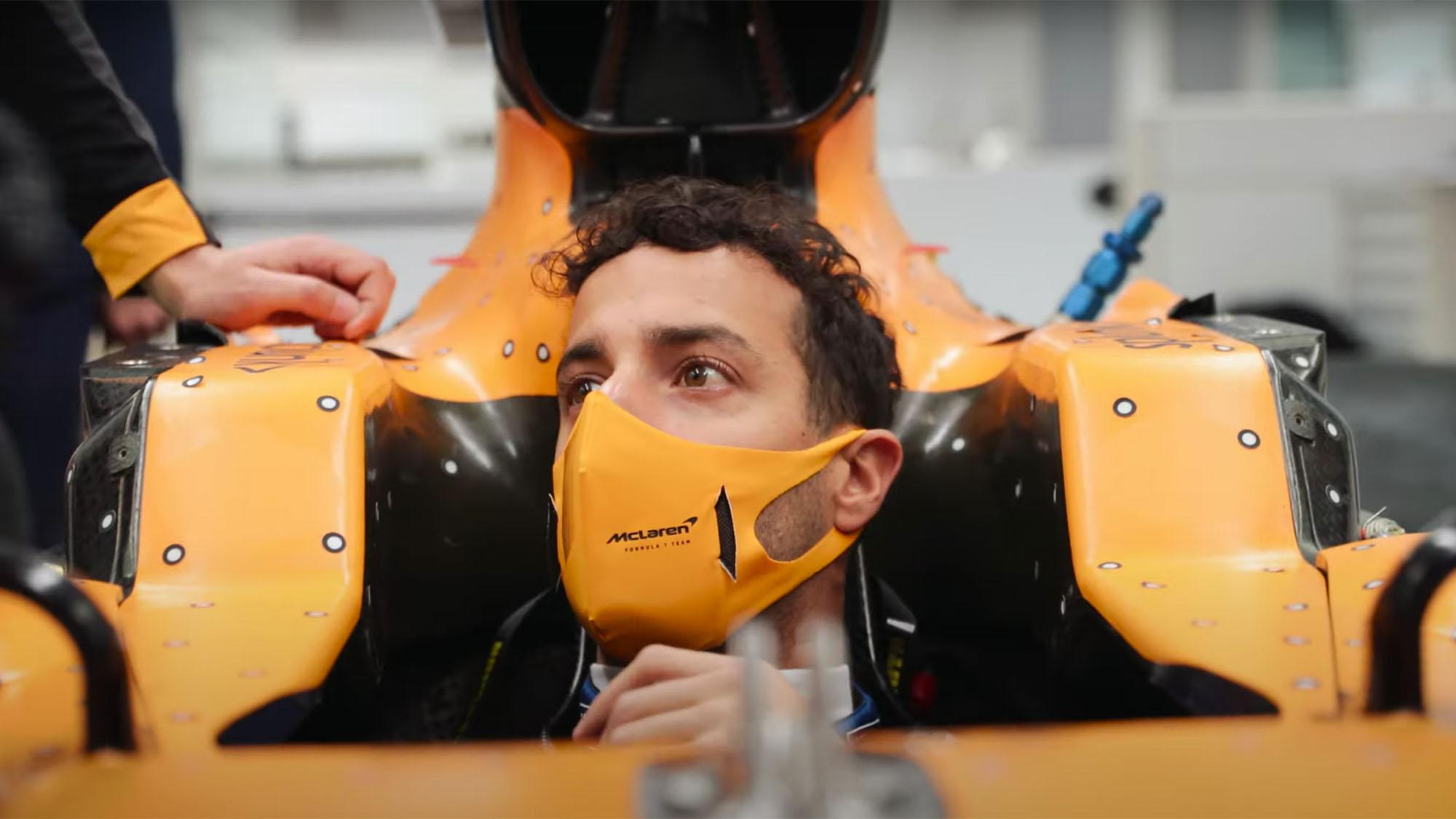 Daniel Ricciardo 2021