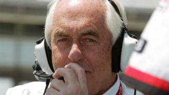 Roger Penske's one year IndyCar revolution