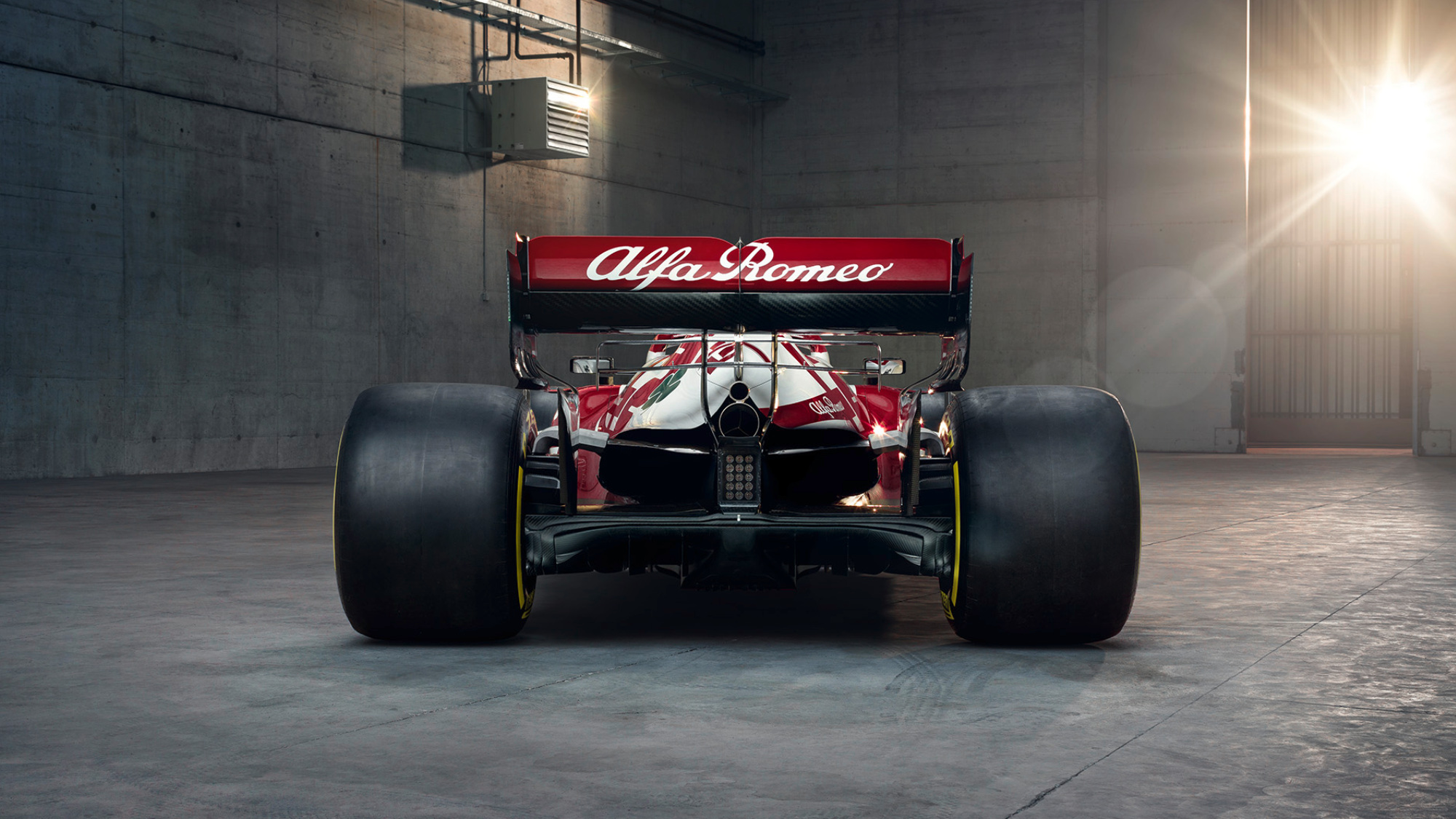 2021 Alfa Romeo C41
