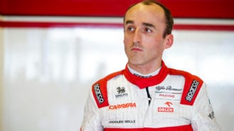 Kubica says passion for F1 remains: 'The worst is to watch others racing'