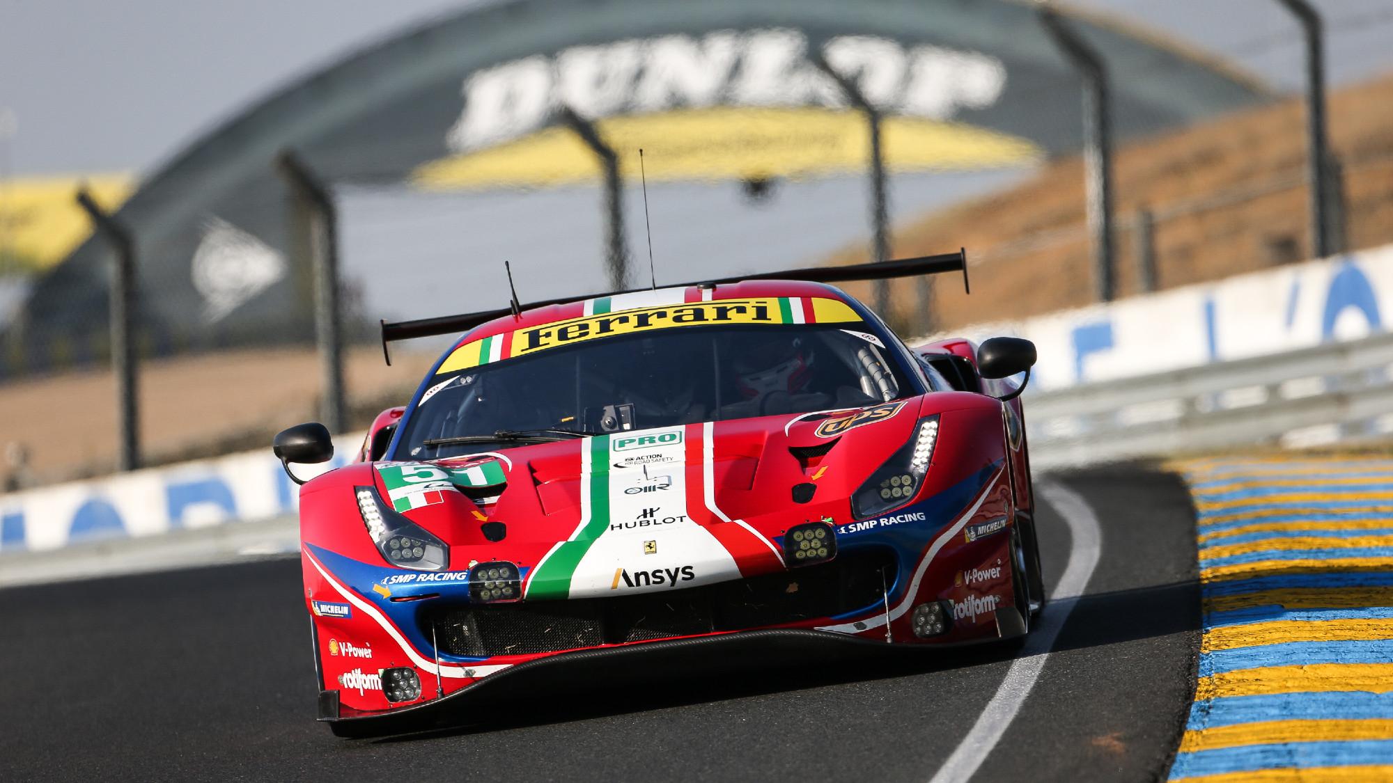 Ferrari, Le Mans 2020
