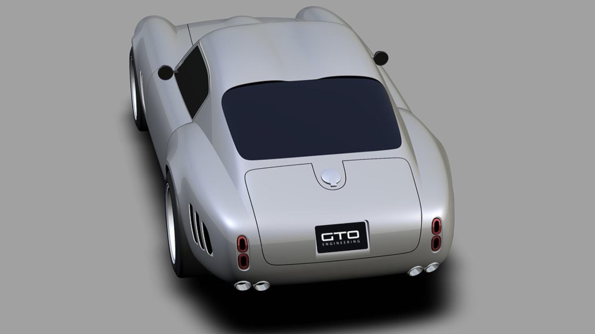 GTO Engineering Ferrari Moderna