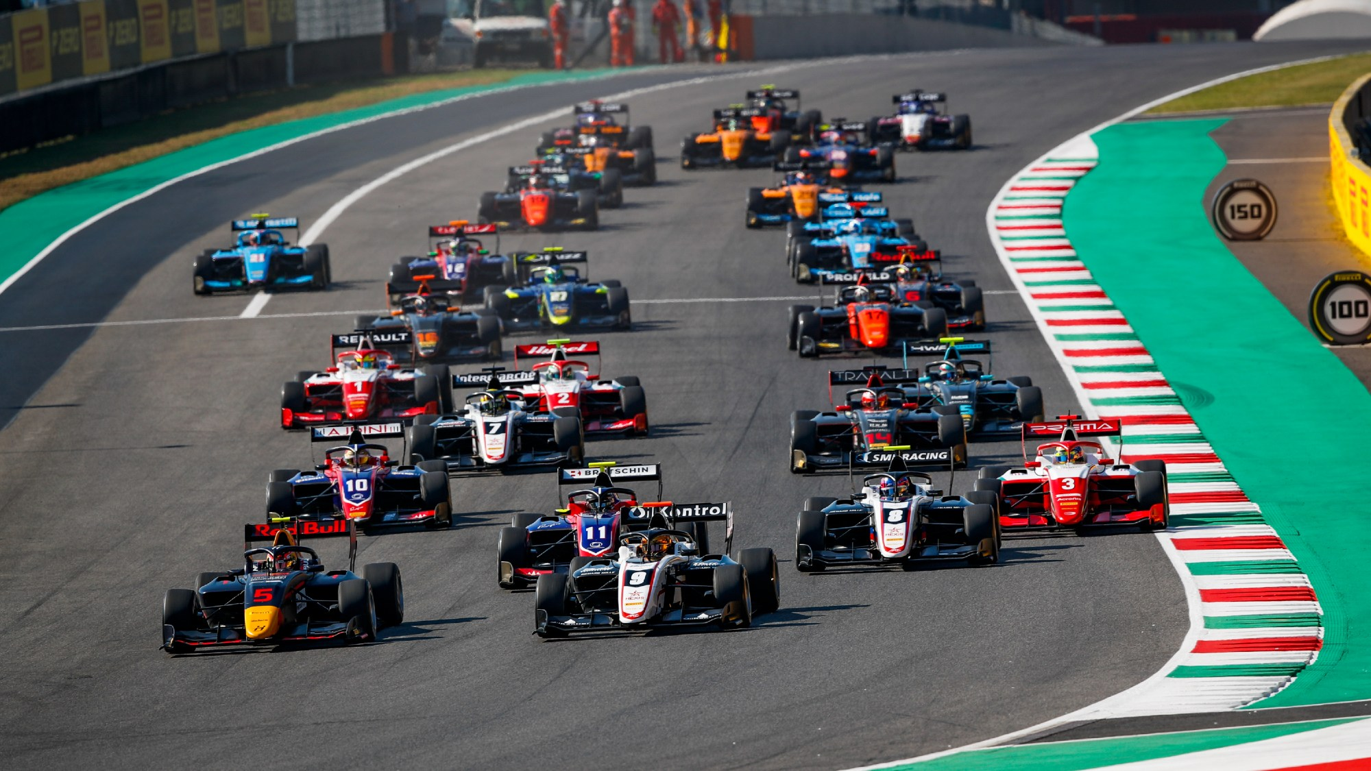 2020 F3 Mugello Race 2