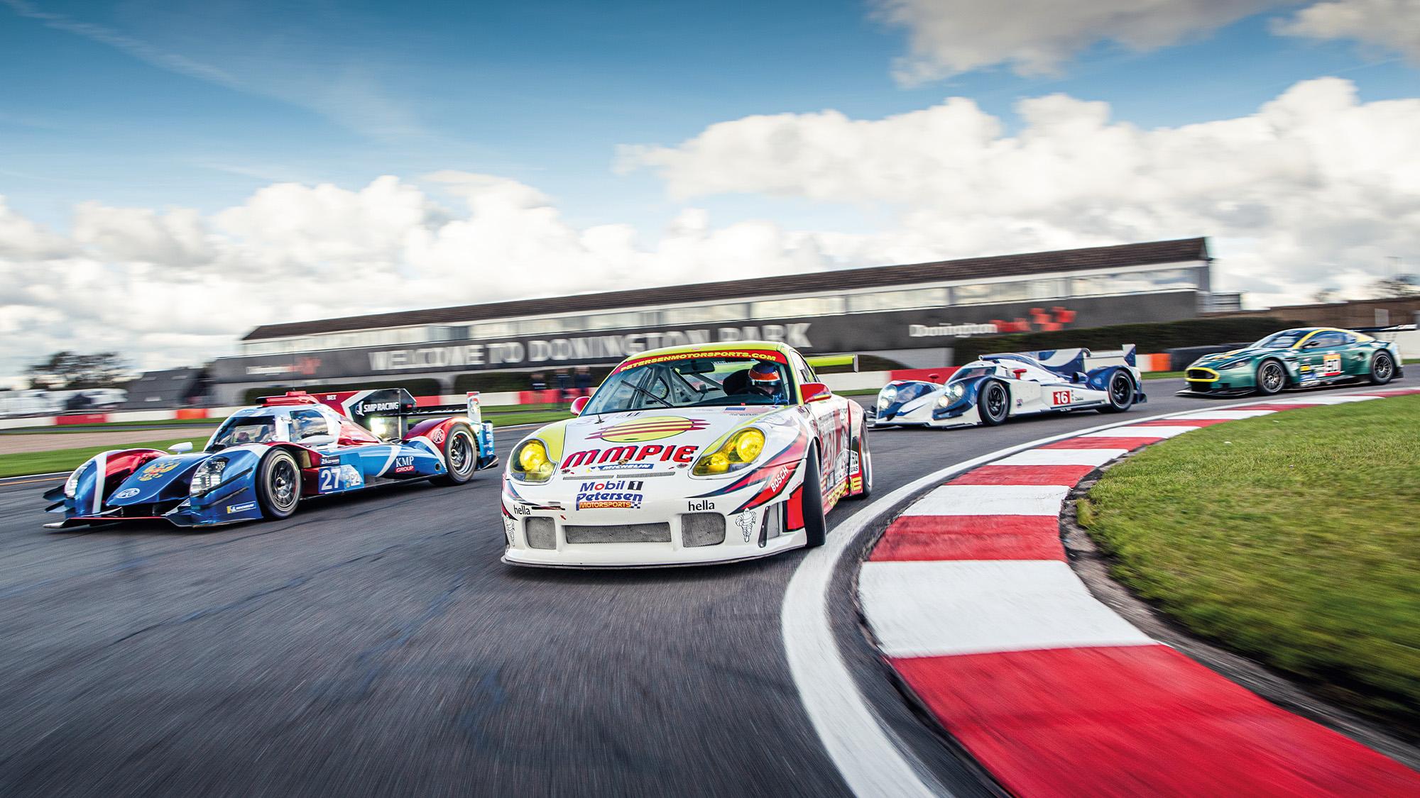 Endurance car test Group 2