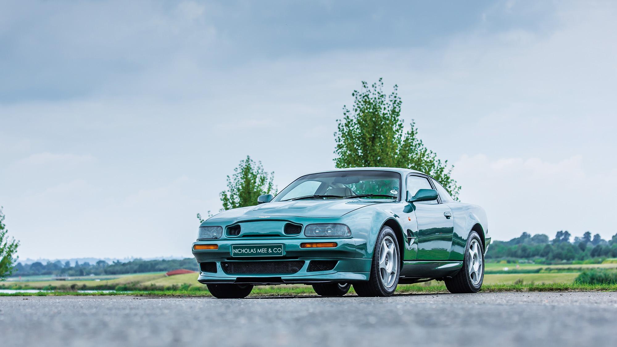 Aston Martin Vantage Le Mans