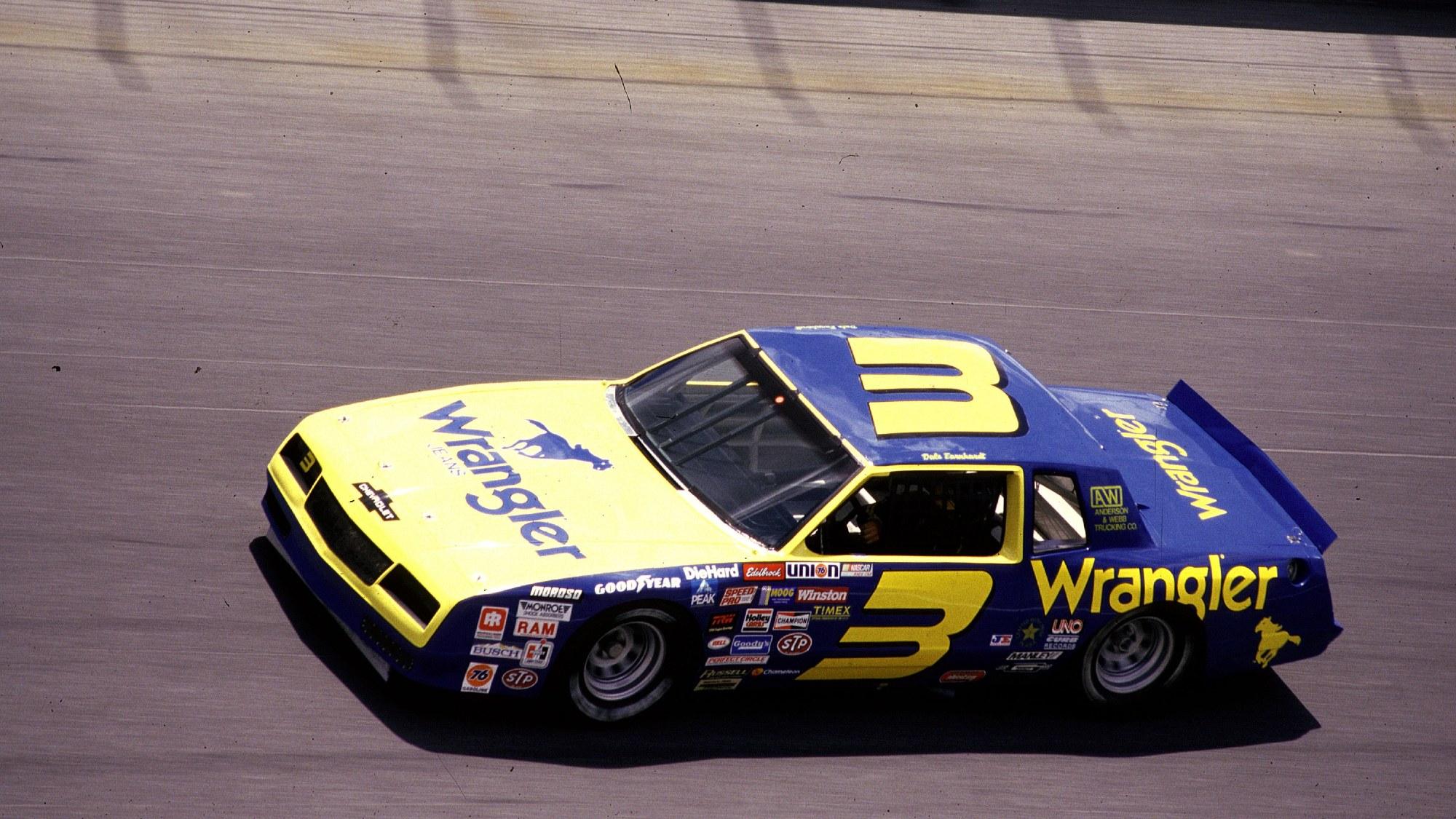 Dale Earnhardt Chevrolet Monte-Carlo
