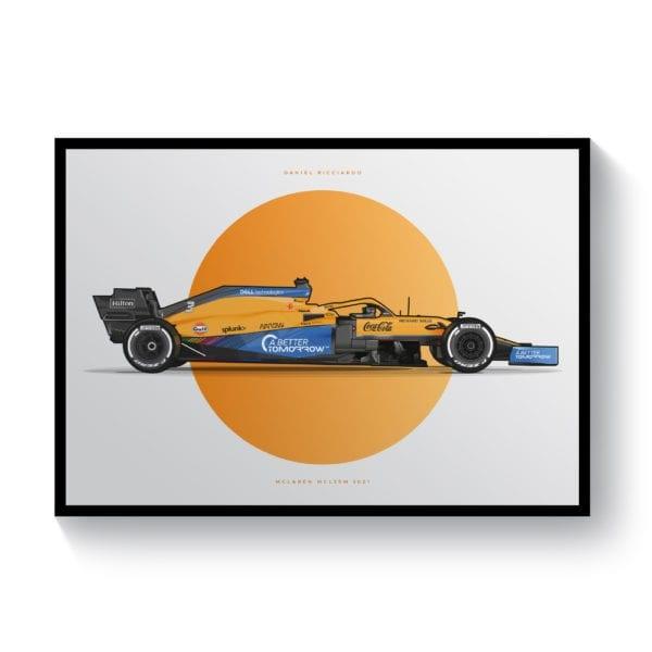Lando Norris Mclaren F1