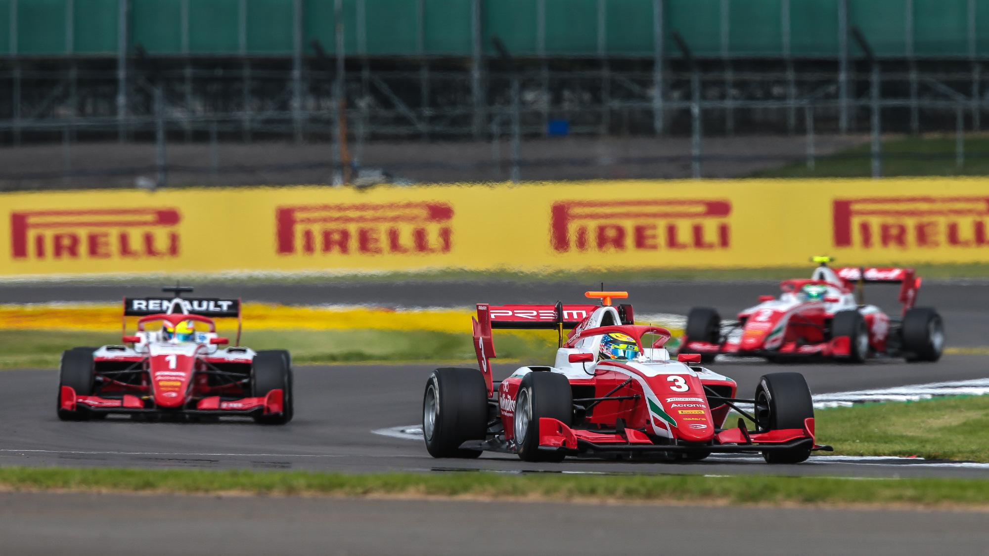 Prema Racing, 2020 Silverstone F3