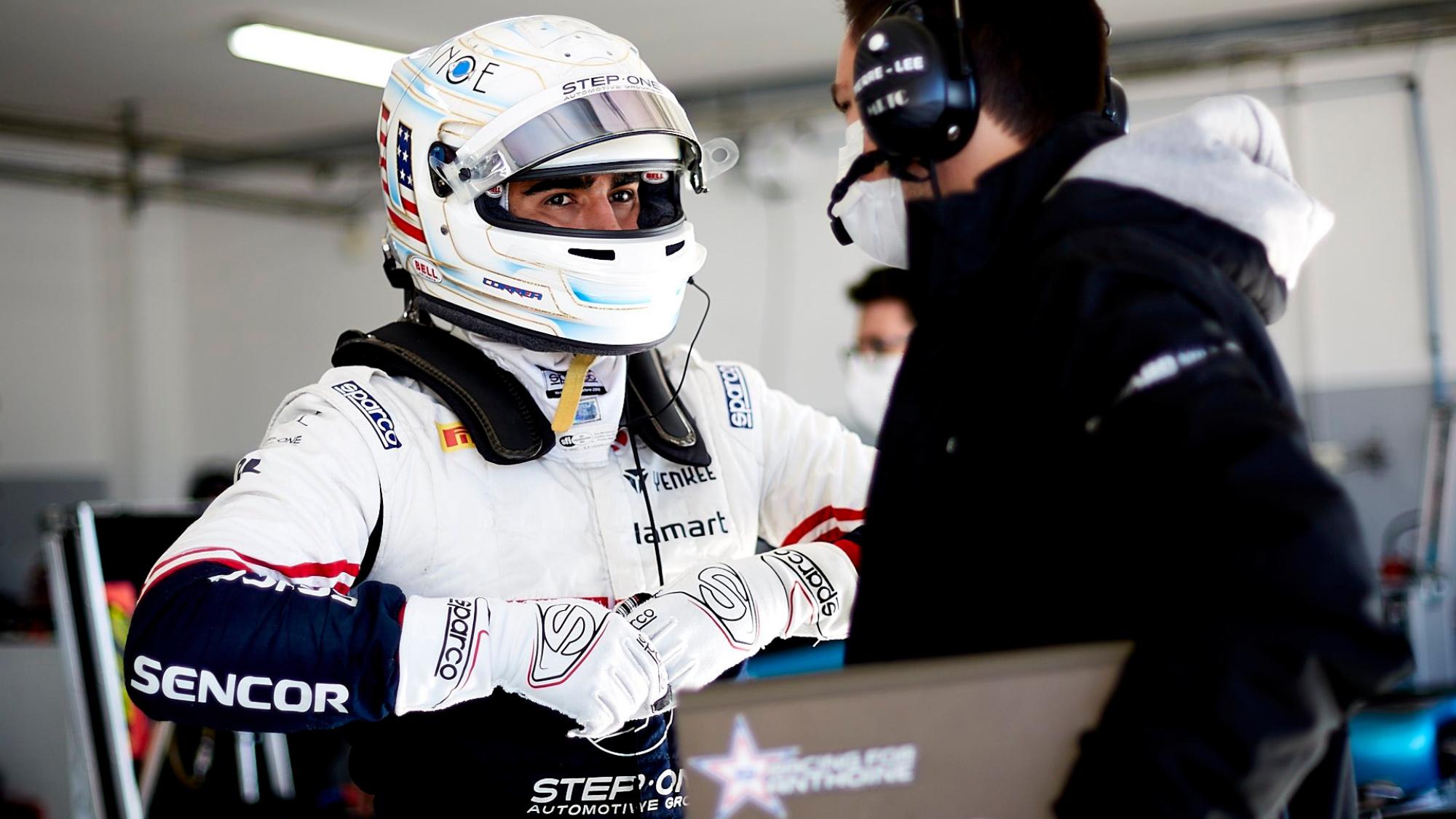 Juan Manuel Correa F3 Test