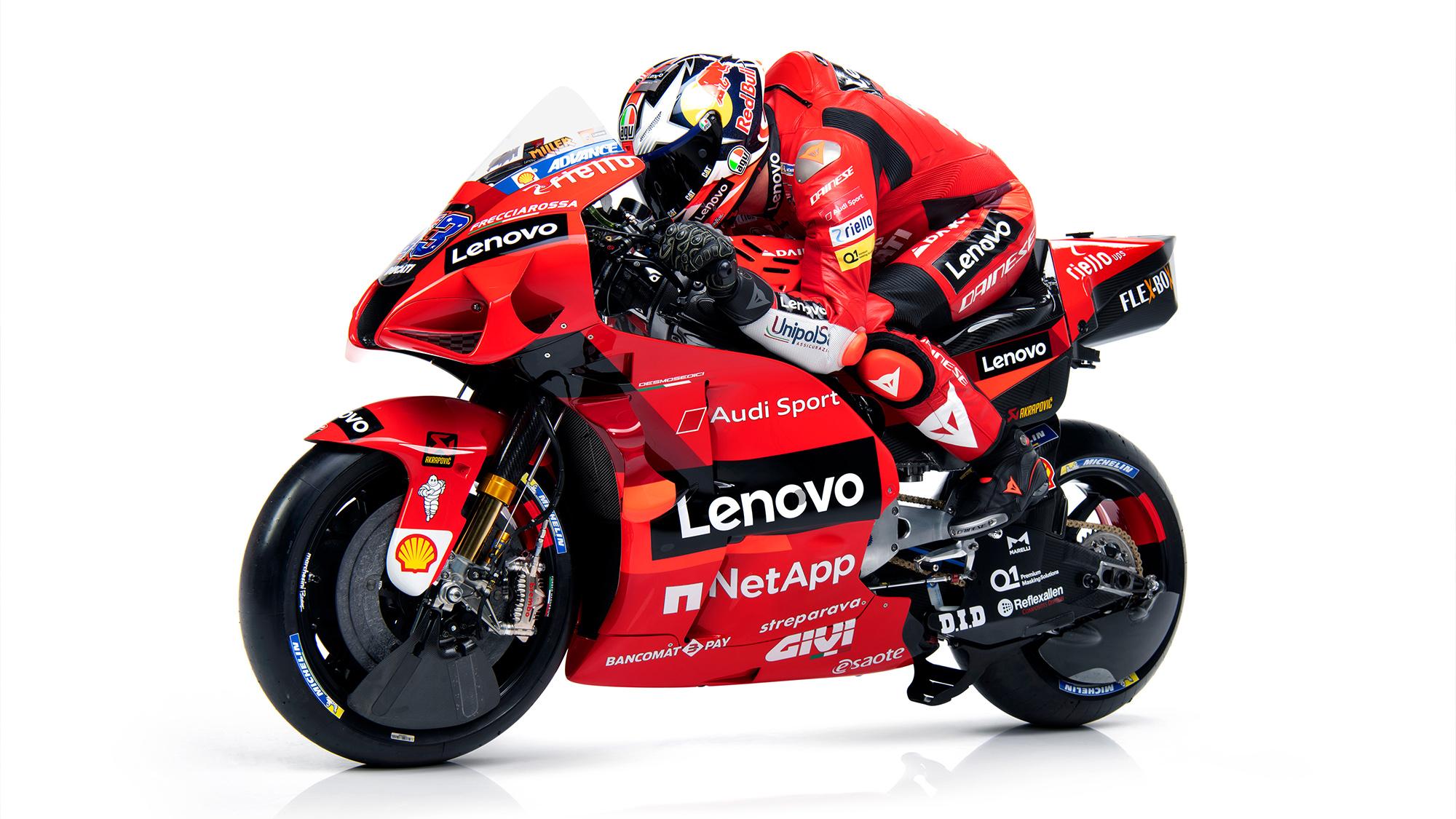 2021 MotoGP Ducati