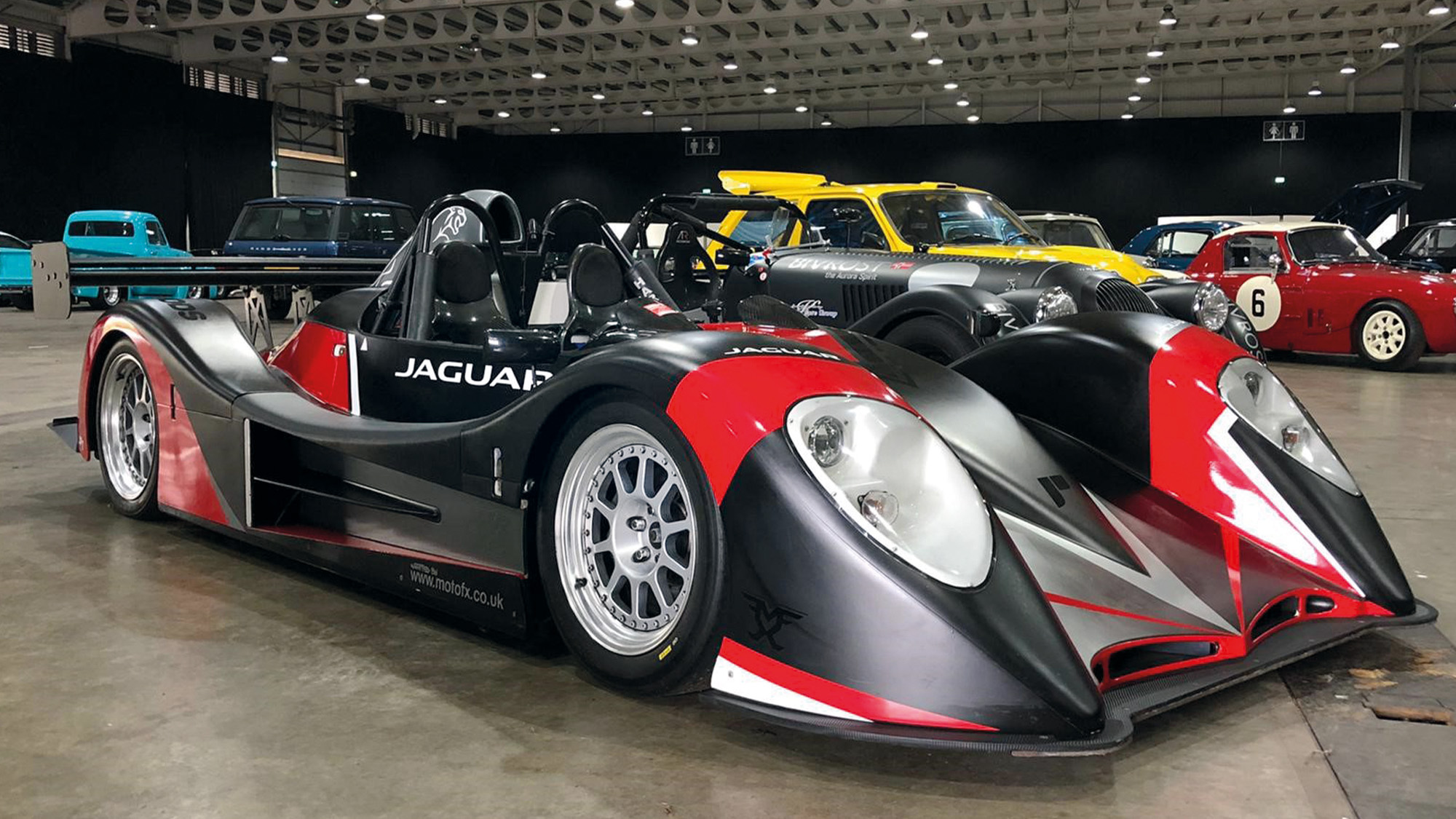 Palmer Jaguar JP1