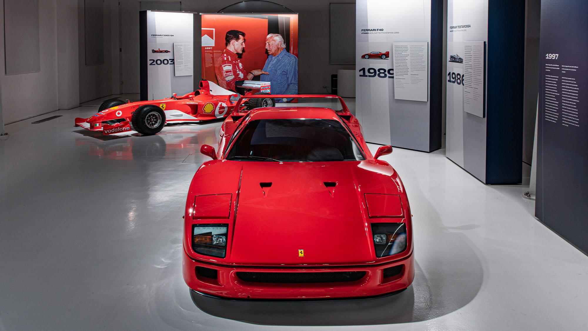 Agnelli Ferrari F40