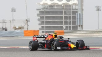 Sergio Perez: 'I need 5 races to get the best out of 2021 Red Bull'
