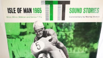 'Pure gold' – Murray Walker on Mike Hailwood's '65 TT victory