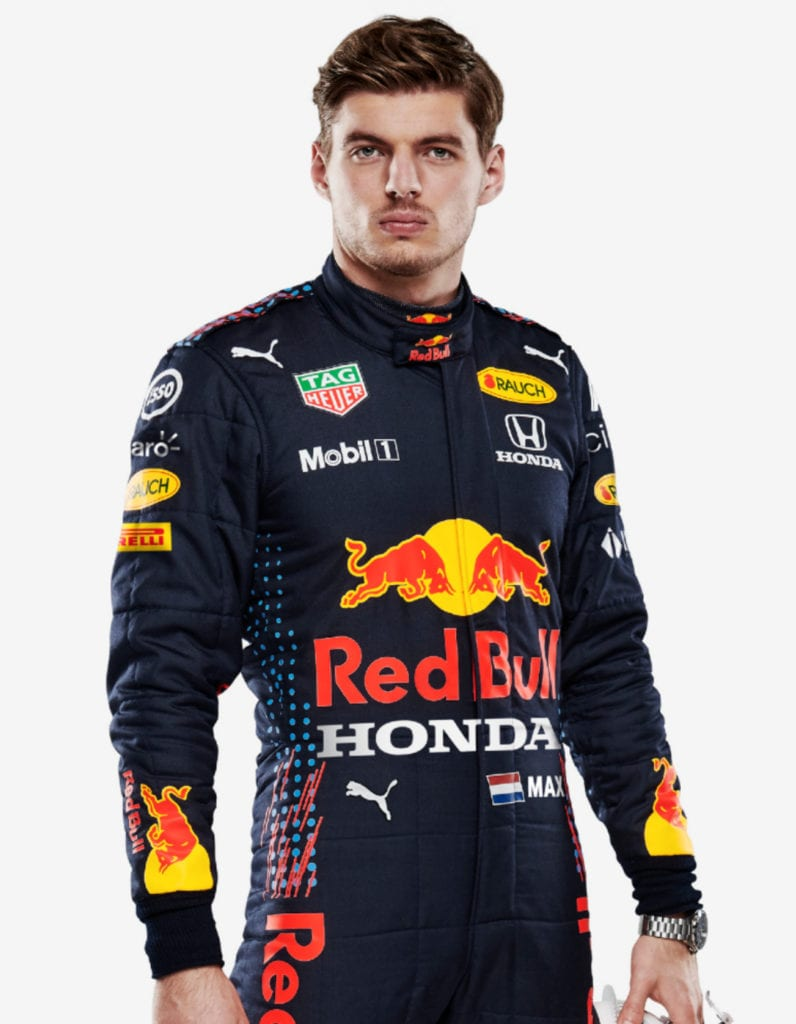 Max Verstappen, 2021 Red Bull