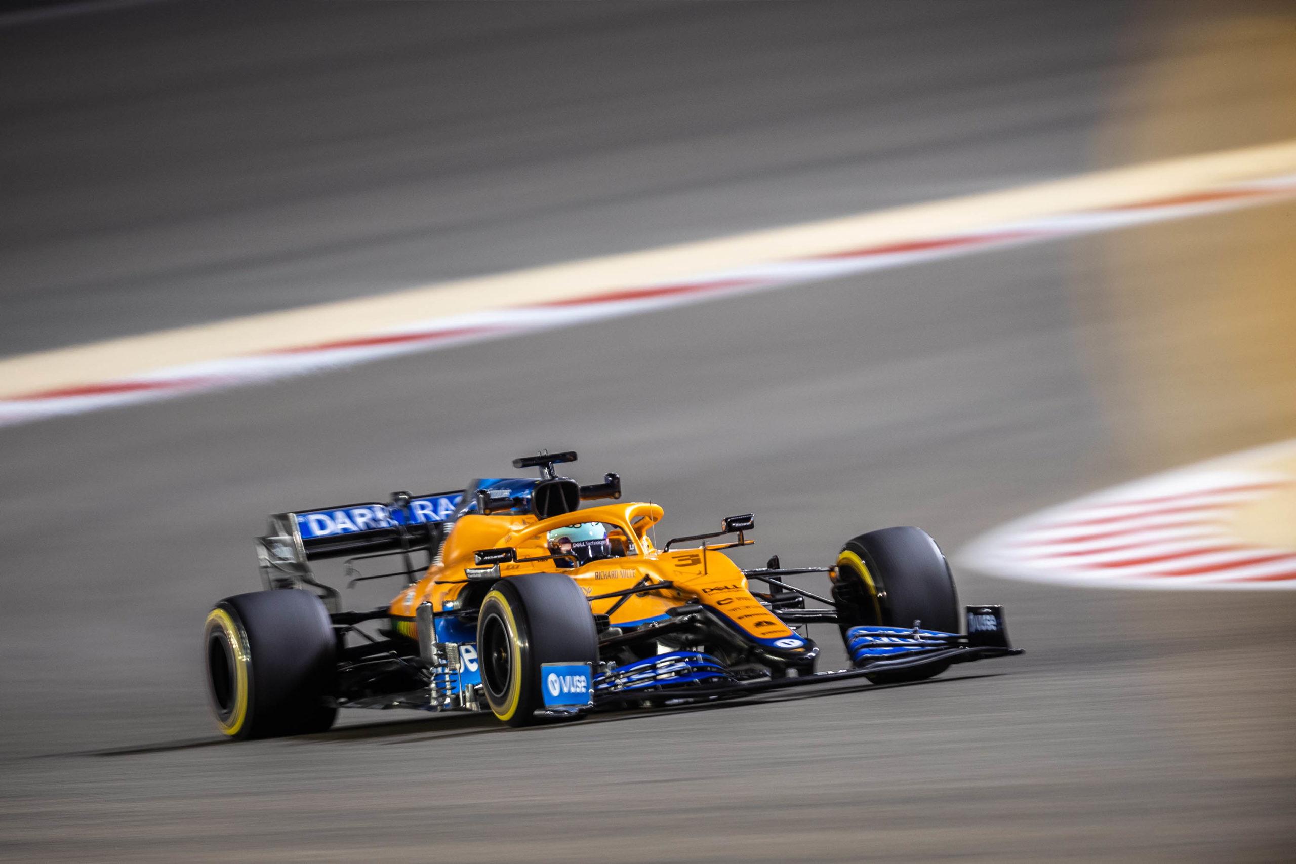 Daniel-Ricciardo-on-track-ahead-of-the-2021-Bahrain-Grand-Prix