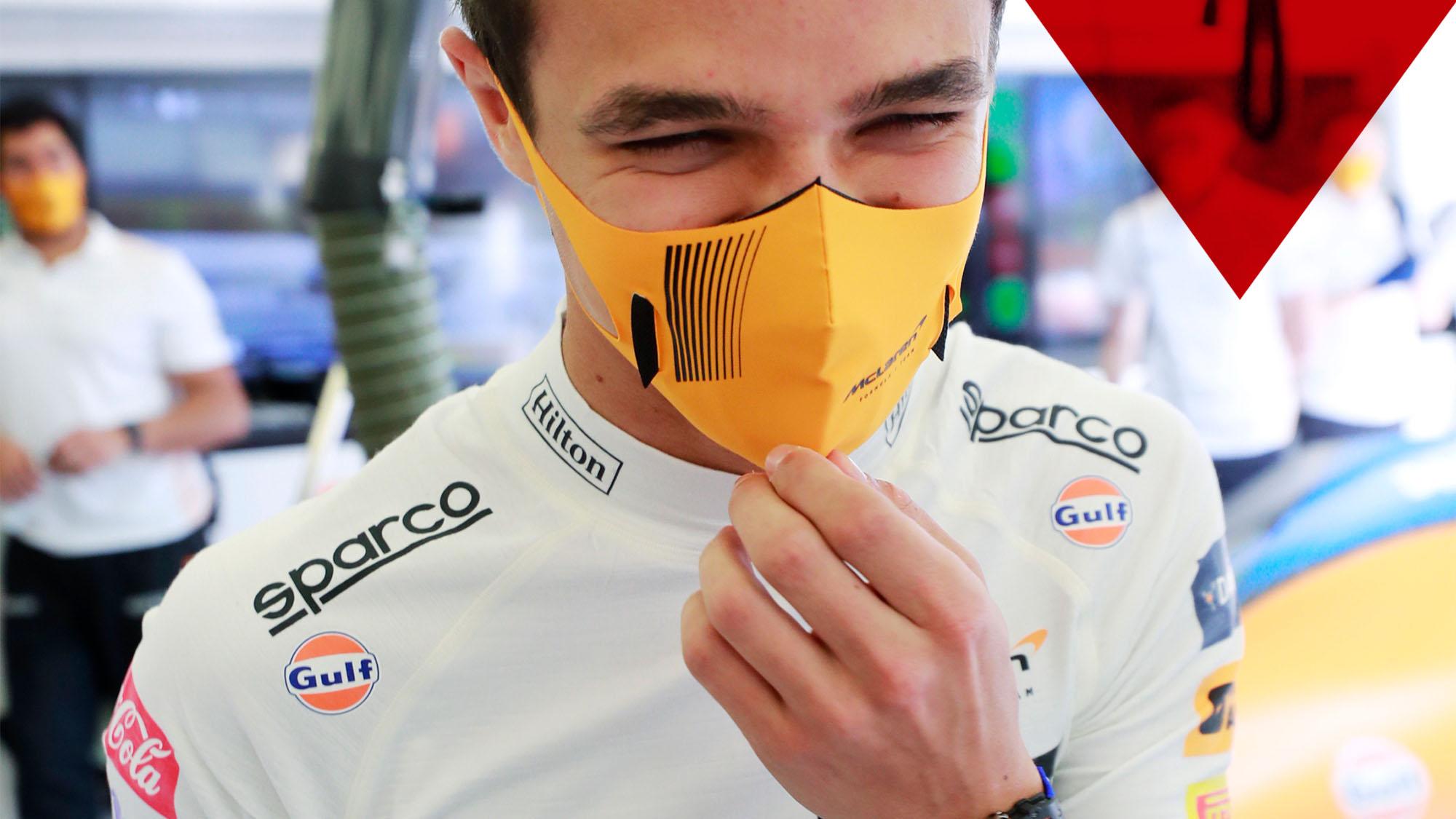Norris facemask