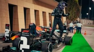 Goin' up, goin' down in F1: Bahrain 2021 GP