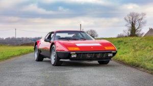 1987 Ferrari 512 BBi