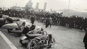 Monaco GP history book page