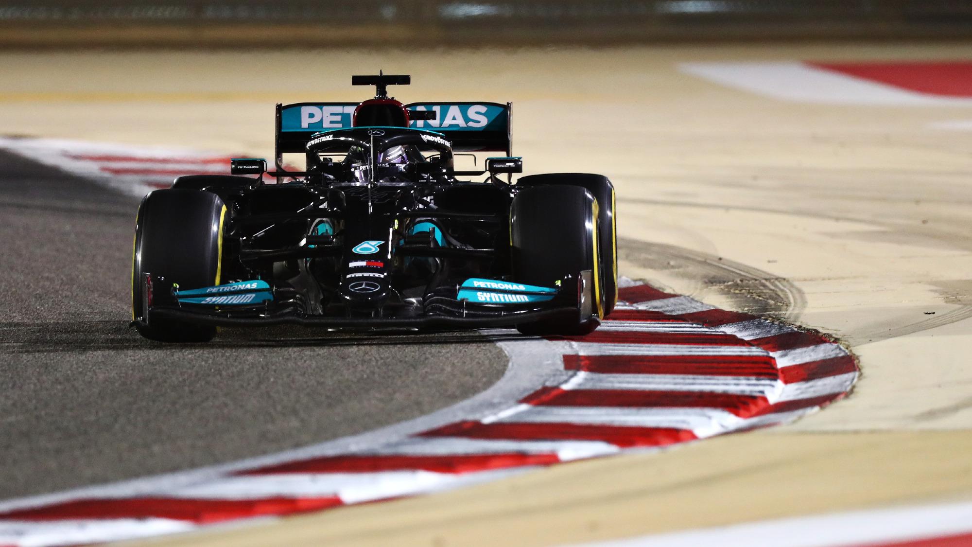 Lewis Hamilton, 2021 Bahrain Grand Prix
