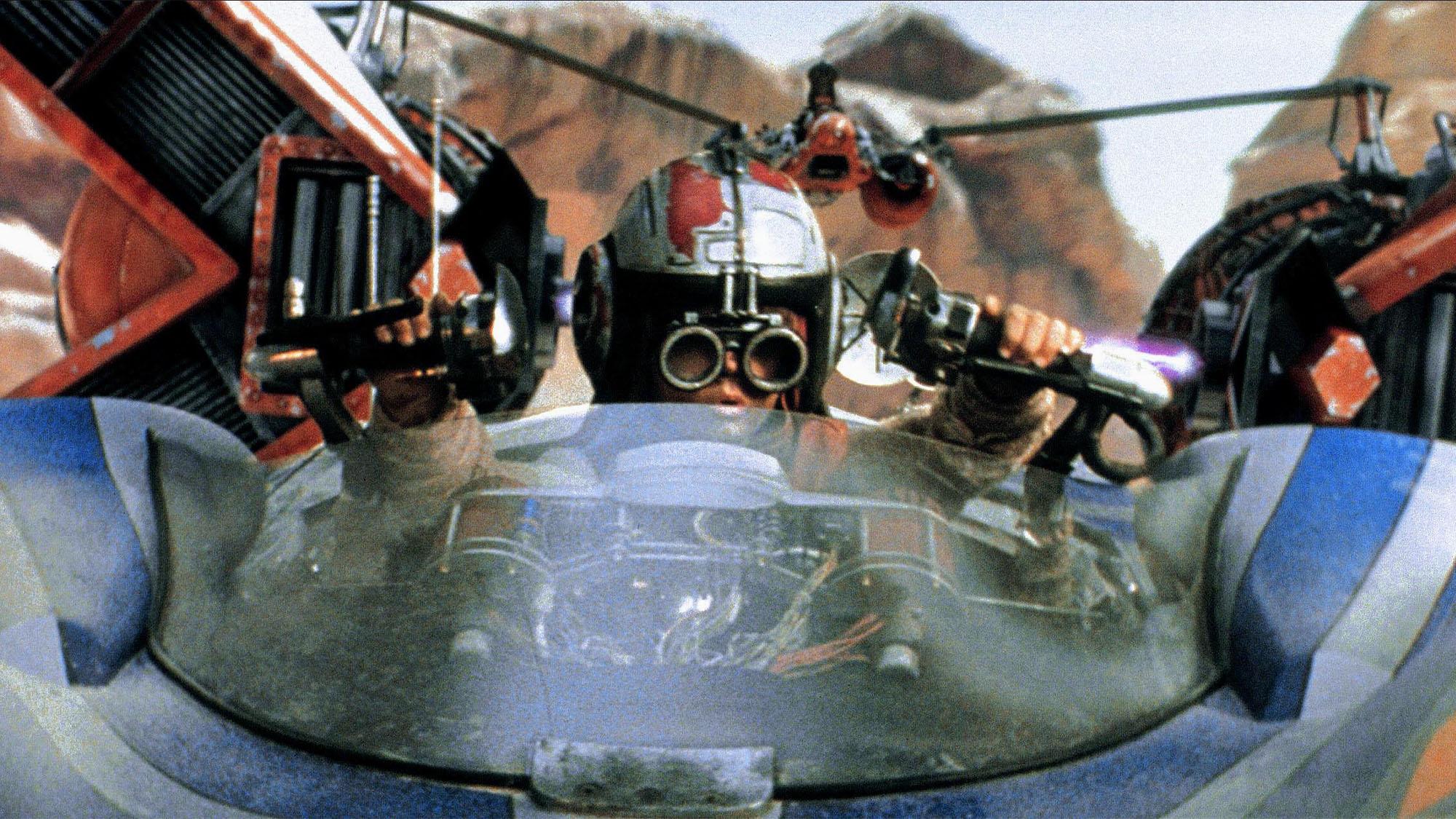 JAKE LLOYD AS ANAKIN SKYWALKER STAR WARS: EPISODE I - THE PHANTOM MENACE (1999)