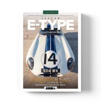 Product image for Jaguar E-Type | Motor Sport Magazine | Collectors' Edition