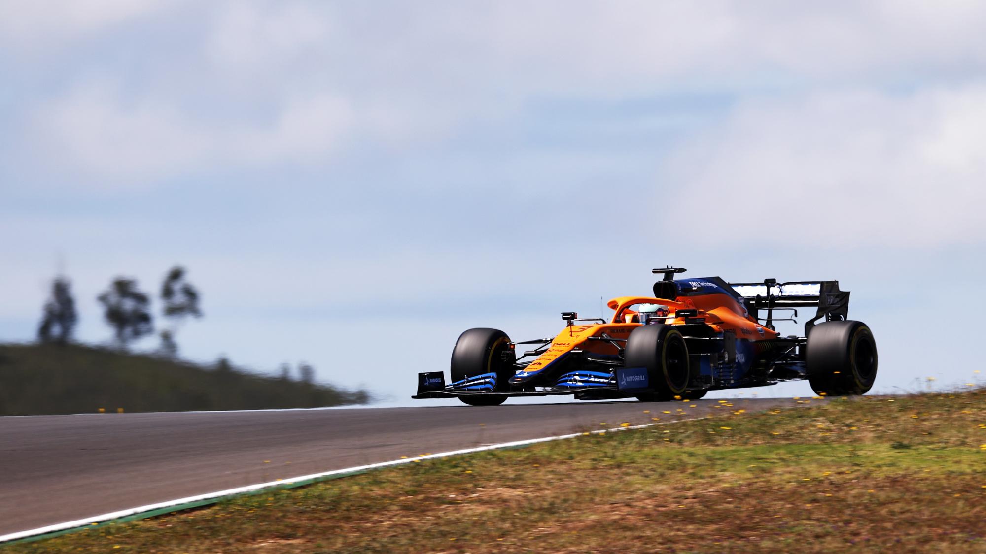 Daniel Ricciardo, 2021 Portuguese Grand Prix
