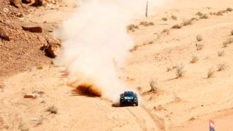 Rosberg X Racing wins Extreme E Desert X Prix
