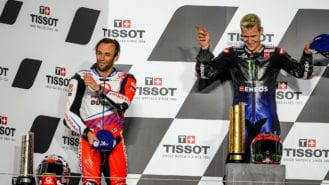 Johann Zarco completes his MotoGP resurrection