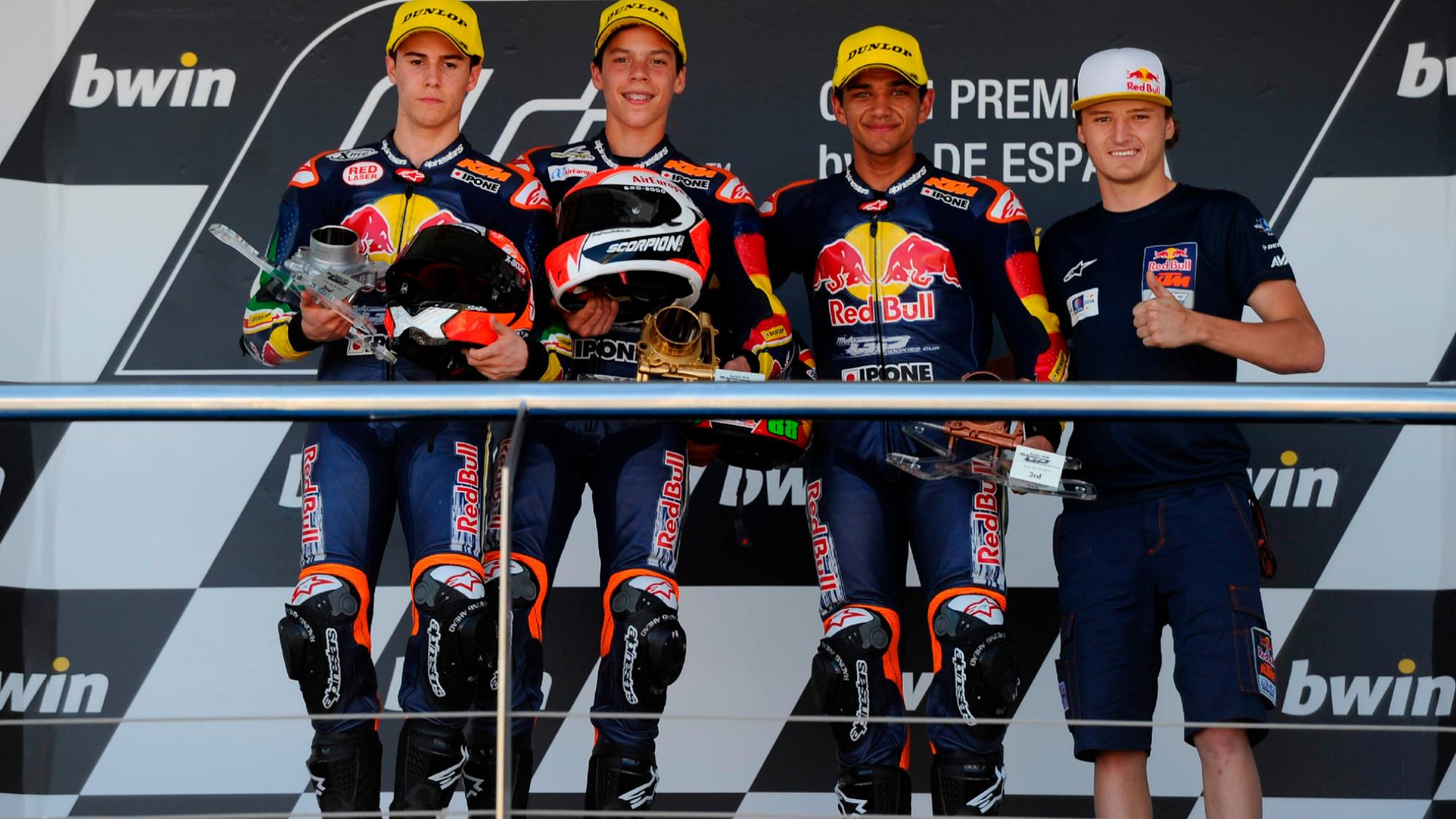 2014 Jorge Martin, Red Bull KTM