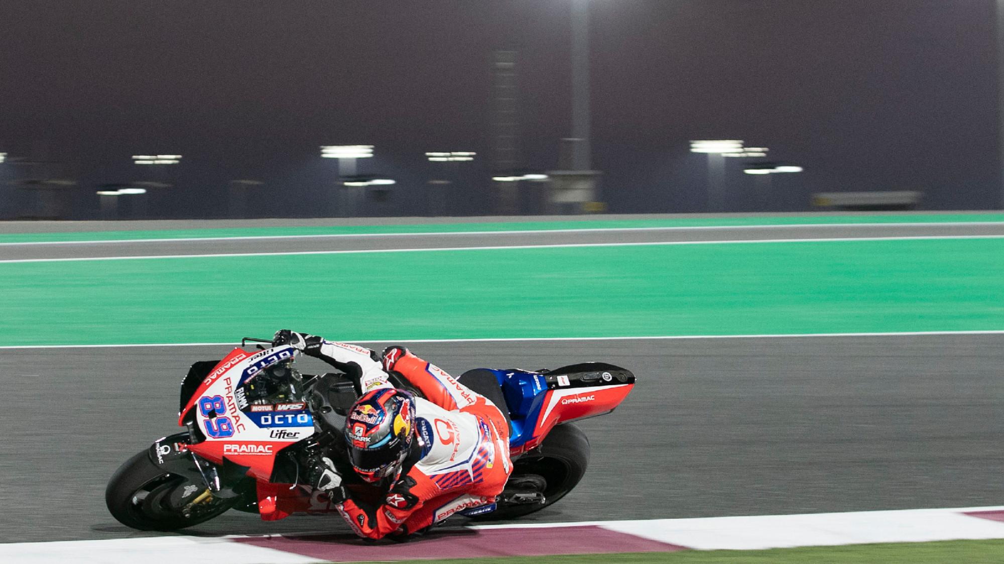 Jorge Martin, 2021 Doha GP