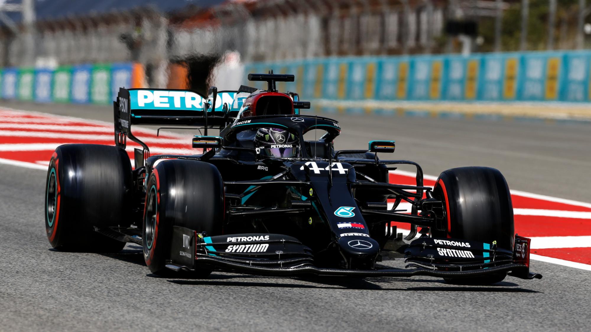 Lewis Hamilton, 2020 Spanish Grand Prix