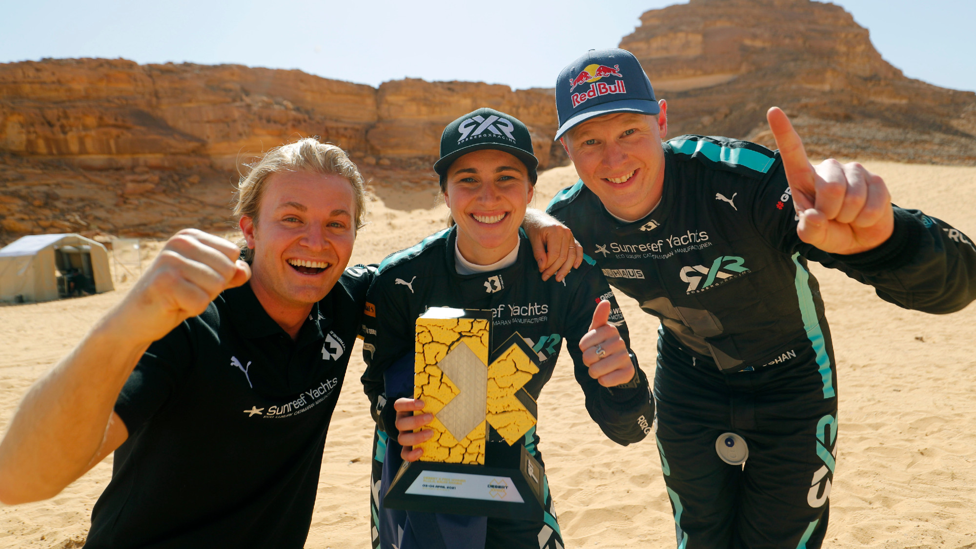 Rosberg Extreme E team