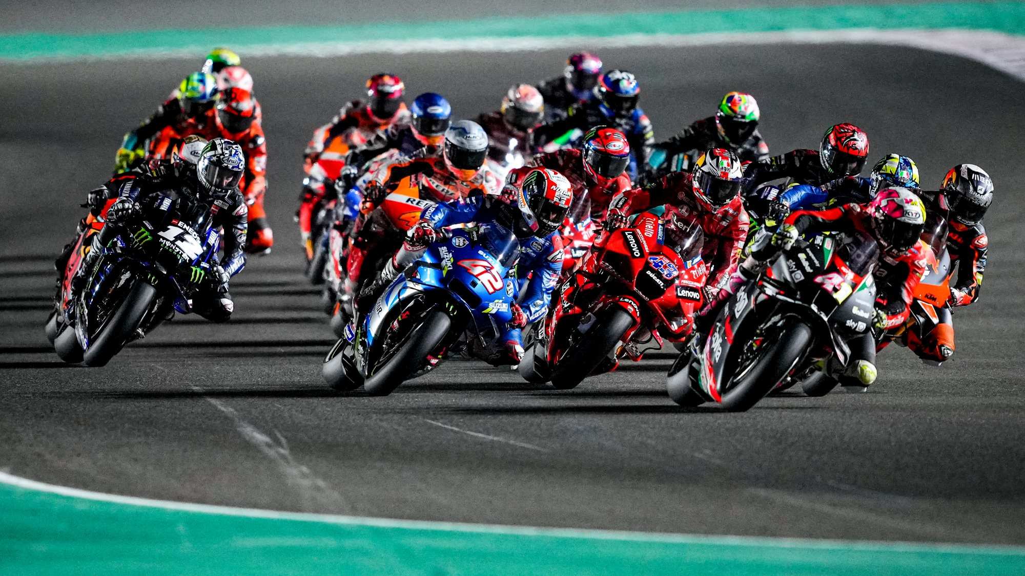 MotoGP Doha GP 2021