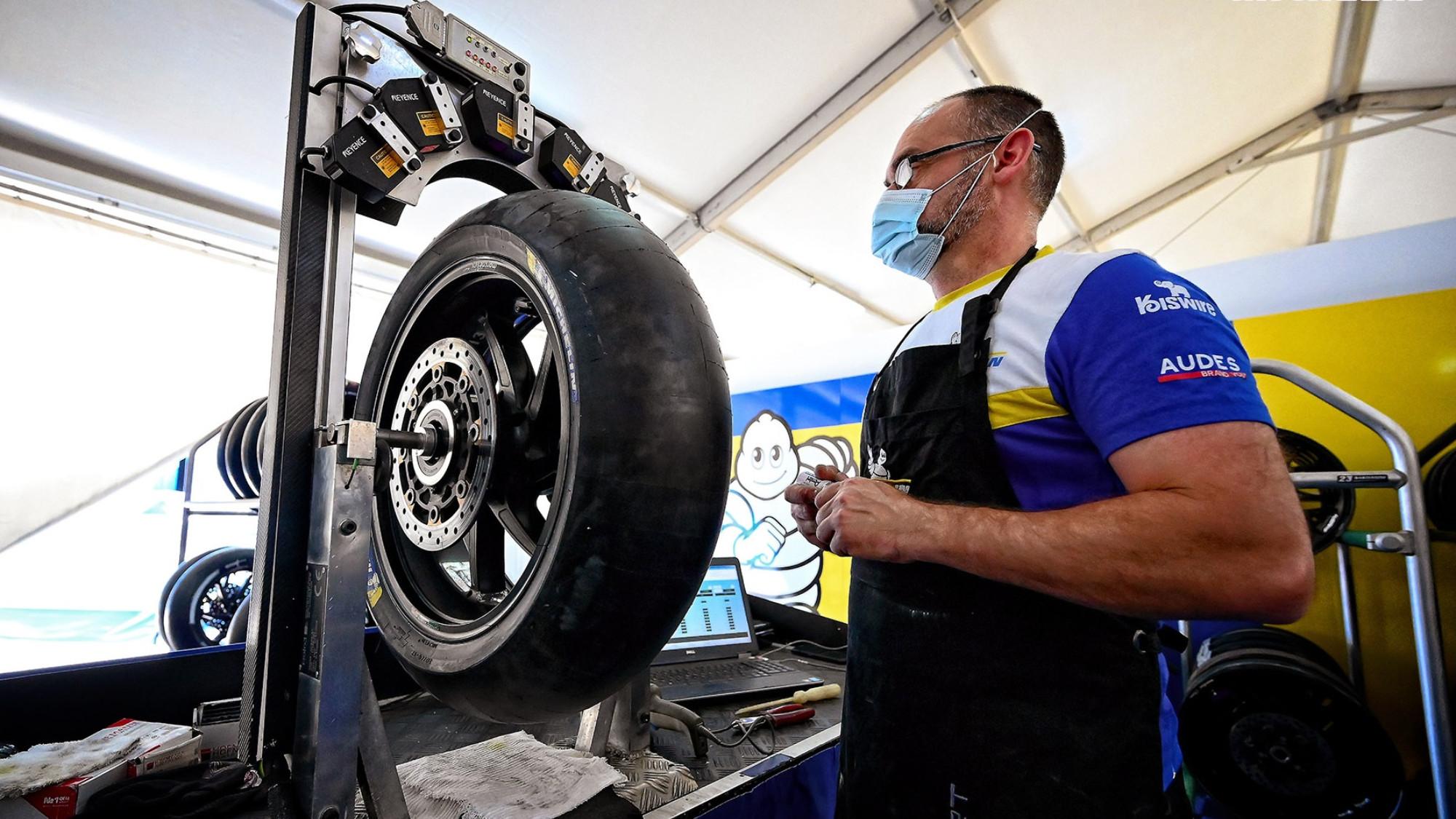 Michelin, 2021 Doha GP