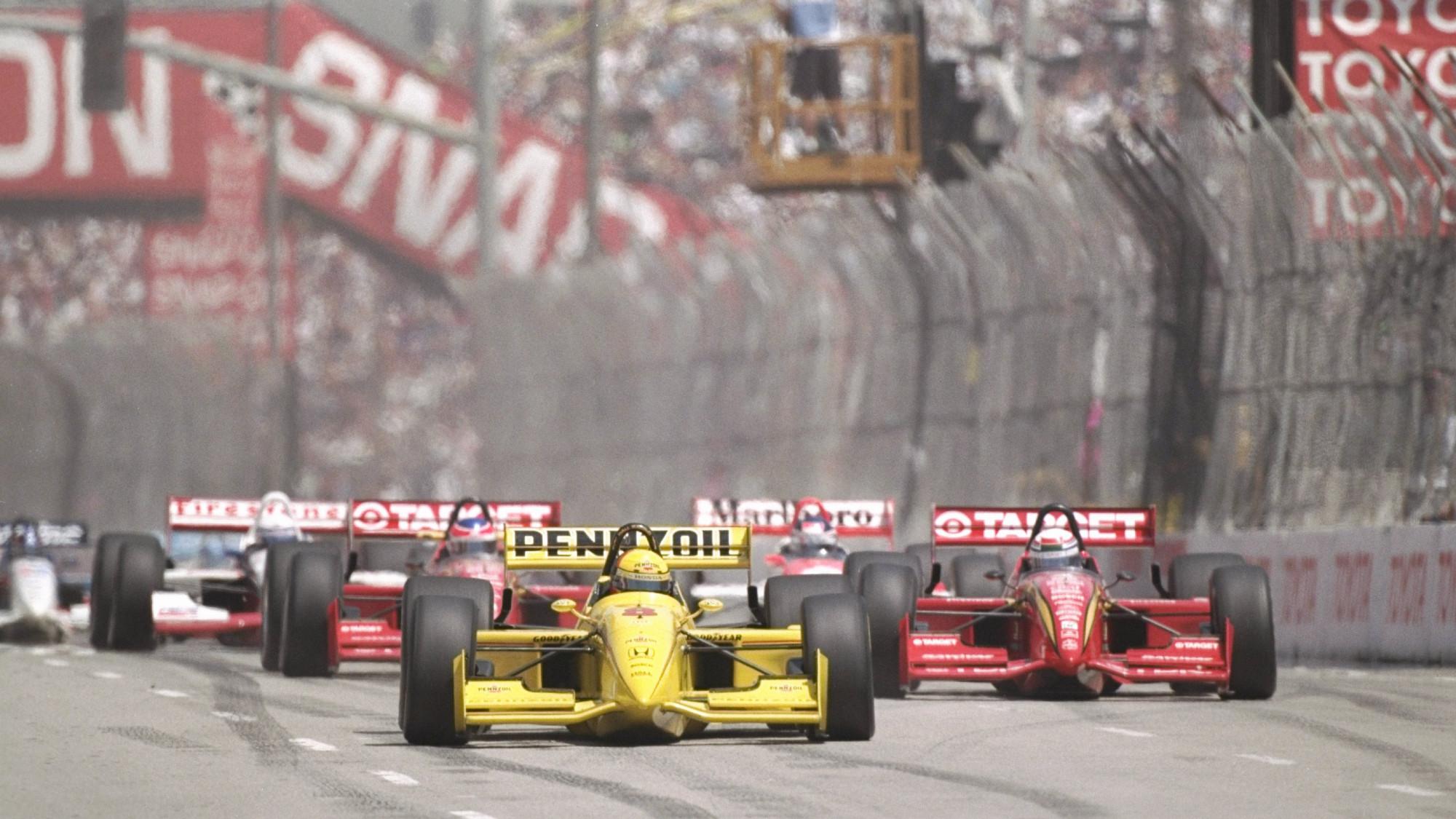 1996 CART GP of Long Beach