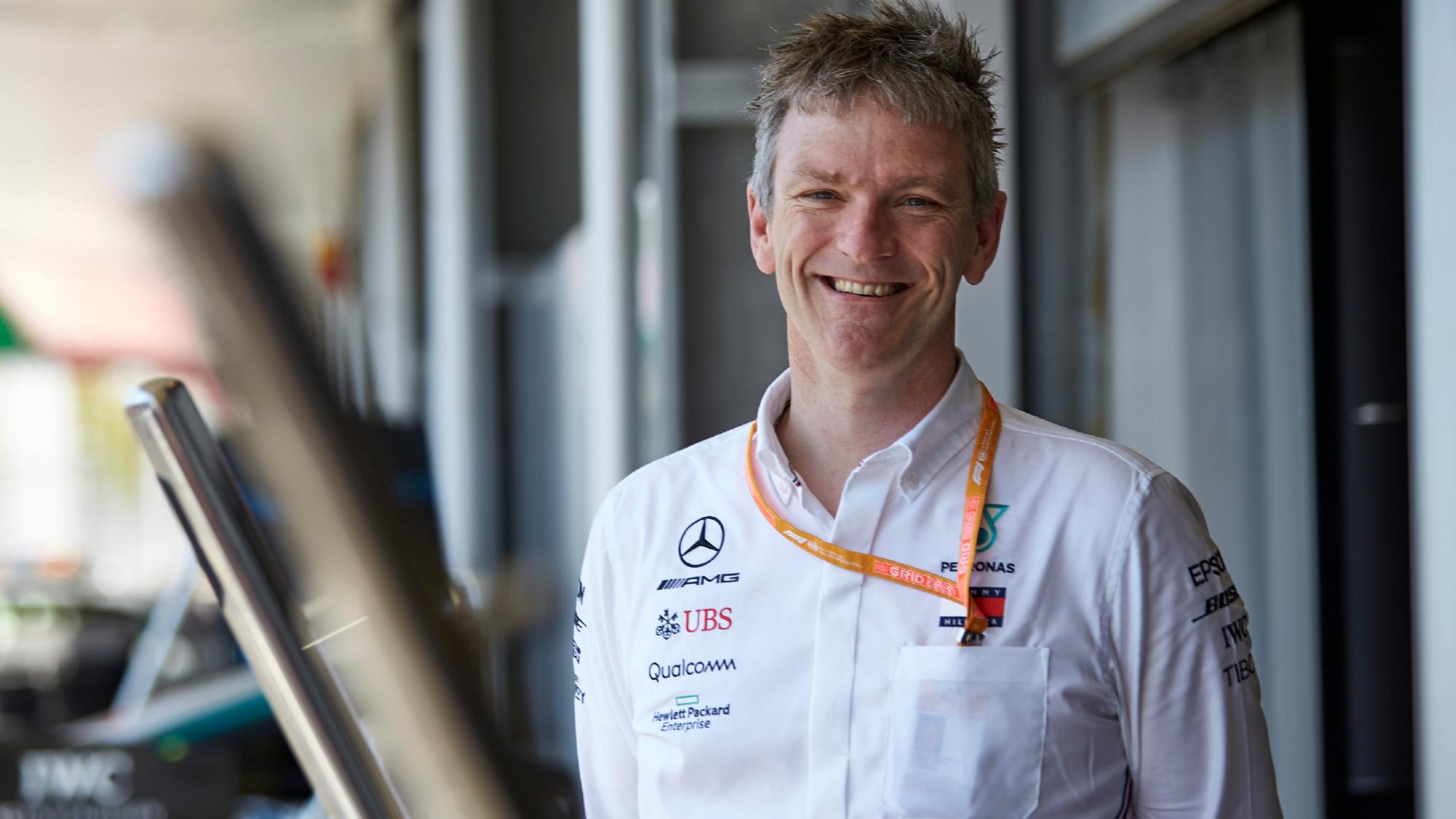 James Allison, Mercedes F1