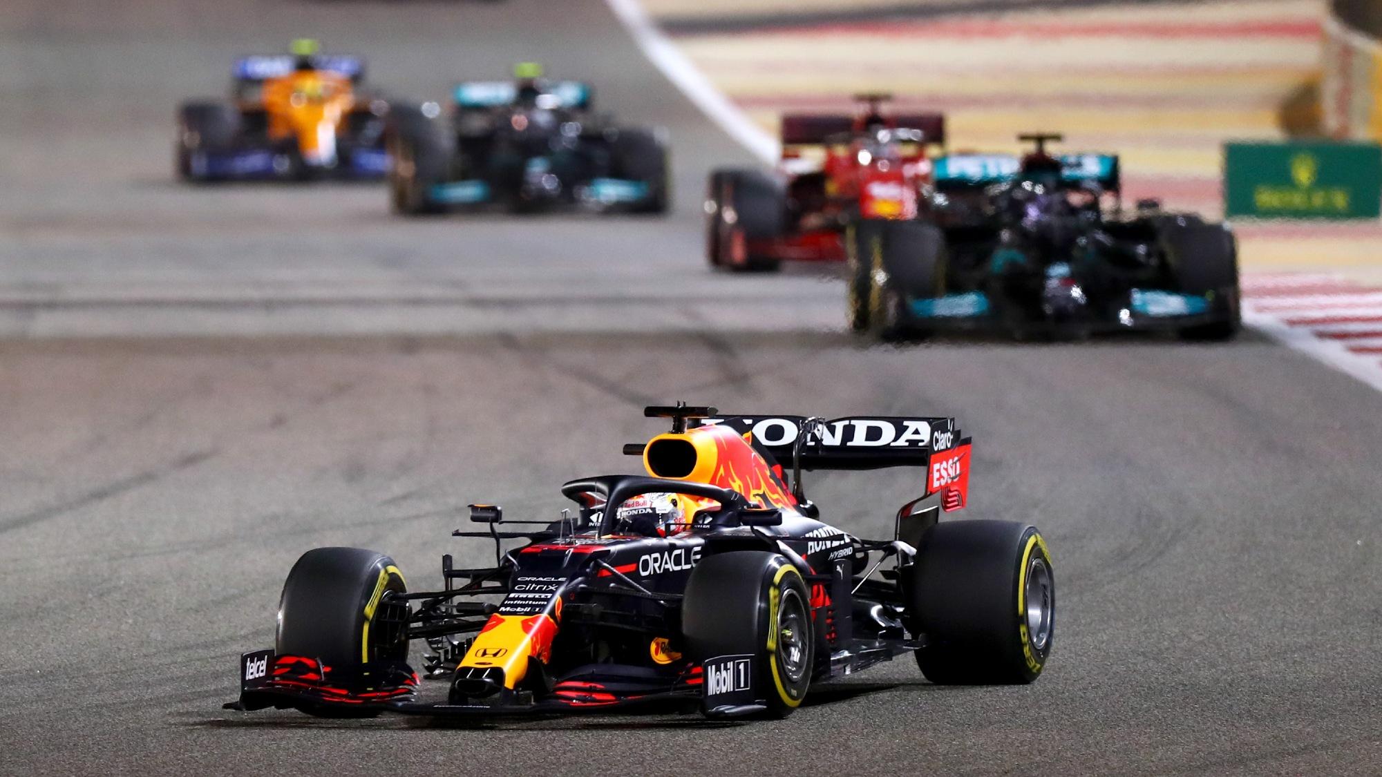 Max Verstappen, 2021 Bahrain GP
