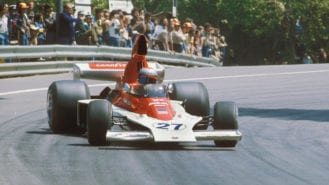 The car that led Mario Andretti to his F1 title — and should have won GPs: Parnelli VPJ-4