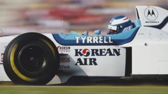 Mika Salo recalls Tyrrell's latter F1 days: 'It was like a family'