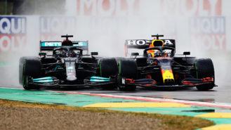 2021 Emilia Romagna GP report: damage limitation for Hamilton behind victorious Verstappen