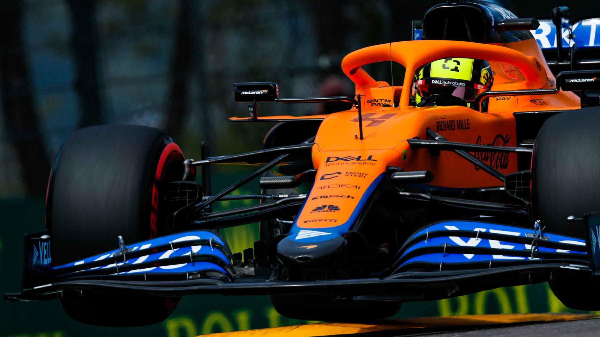 Norris McLaren