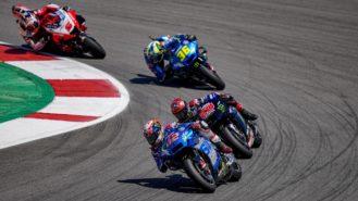 MotoGP championship leader Quartararo: 'mentally stronger and complaining less'