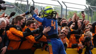 Why Lando Norris is this year's F1 sensation