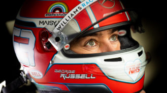 F1 needs more of George Russell's raw emotion