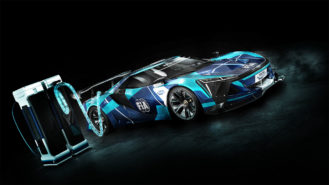 Supercars go green: All-electric GT Series announced